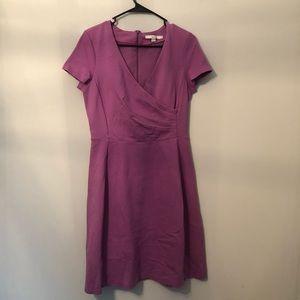 Boden dress size 8 purple women